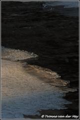 Ijsplaat in hierdense beek / Ice in hierdense beek  (Copyright Yvonne van der Mey)