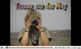 Yvonne van der Mey - wildlife fotograag in de Kruger Park, Zuid-Afrika