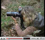 Watch the video of Yvonne taking photographs of toadstools and nature in the Veluwe NL