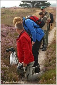 Fotograferen op de Terugkomdag 2012